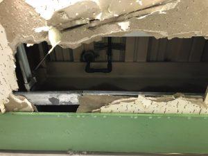 東大阪市 天井から水が漏れてます・・・。