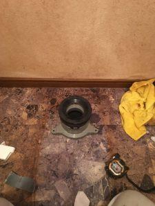 古くなったトイレを交換します!京都府 城陽市