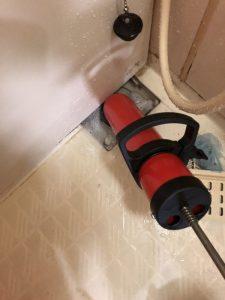 浴室排水なんで詰まるの??大阪府 豊中市
