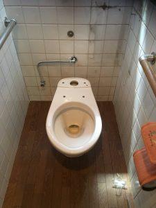 トイレの交換工事! 高槻市