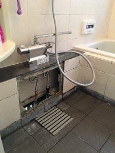 MYMのお風呂の蛇口の故障です! 寝屋川市