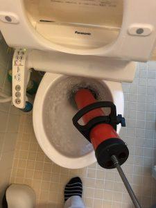 トイレの流れが普通じゃない!? 東大阪市