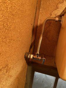 大阪市 生野区 ハイタンクのトイレの故障 和式