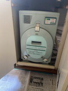 豊中市 生ごみ処理機故障 ディスポーザーの撤去