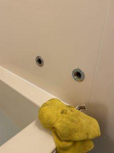 吹田市 お風呂の蛇口のレバーが効かなくなった 水漏修理
