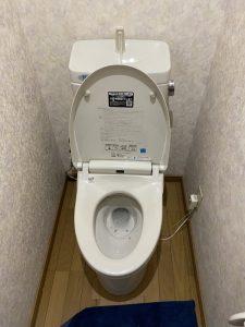 豊中市 トイレに○○を落としたかも?? 便器脱着して取ります。