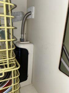 大阪市 東住吉区 台所蛇口故障 蛇口交換 浄水器スパウト取り付け