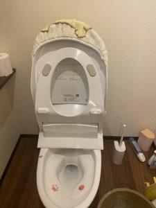 伊丹市 トイレ詰まり 物を落としてしまった?