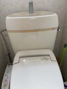 茨木市 ナショナルトイレタンク故障 トイレ水漏れ