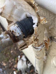 水道管凍結 水道管破裂 もう災害かもね・・・。