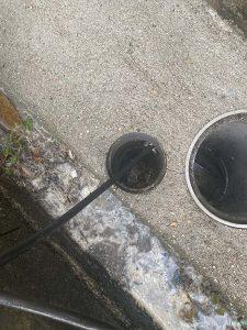 東大阪市 台所排水詰まり 排水桝詰まり 高圧洗浄