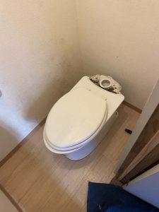 尼崎市 トイレ故障 トイレ交換 TOTO