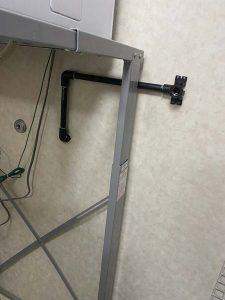 川西市 洗濯蛇口交換 洗濯蛇口位置変更 水漏れ修理