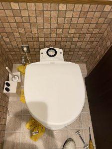 吹田市 トイレ詰まり除去 トイレ脱着 トイレットペーパーの詰まり