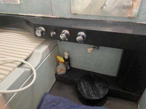 堺市 お風呂の蛇口交換 ミズタニ ミカドのお風呂 蛇口の取り換え加工