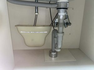 守口市 洗面蛇口水漏れ 蛇口交換 止水栓交換