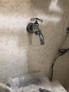 高槻市 洗濯蛇口水漏れ 蛇口交換 引っ越しシーズンで多いトラブル