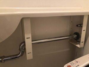 西宮市 トイレ手洗い蛇口水漏れ 蛇口交換 単水栓