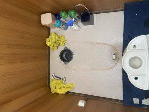 大阪市 トイレ詰まり 物を落としてるかも? 尿取りパッド?