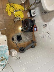 大阪市 トイレ詰まり除去 尿石取り 管内カメラ