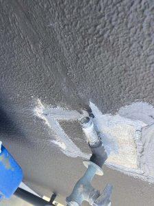 大阪市 給水管破裂 給水管破損 緊急止水 キャップ処理 塩ビ HI管