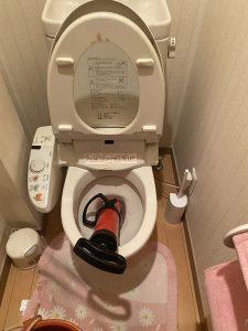 高槻市 トイレが流れない トイレの詰まり トイレ詰まり修理