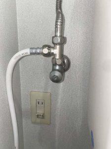伊丹市 温水暖房前座交換 持ち込み品 ウォシュレット交換