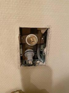 大阪市 TBC洗濯コンセント水漏れ プラグ スピンドル交換 洗濯ホース水漏れ