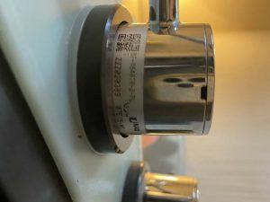 西宮市 INAX壁付埋め込み水栓水漏れ 切替弁交換