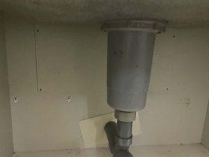 箕面市 台所蛇口水漏れ ポタポタ 水漏れ修理 蛇口交換 ワンホールシングルレバー