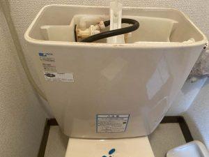 大東市 INAXゴム玉交換 ゴム玉大 便器に水漏れ 水漏れ修理