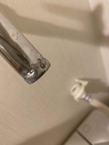 伊丹市 洗濯蛇口水漏れ 蛇口交換 アタッチメントから水漏れ