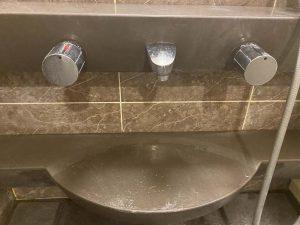 大東市 お風呂の蛇口の温度調整ができない サーモスタット交換